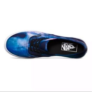 Vans Cosmic Galaxy Auth lo pro in galaxy black